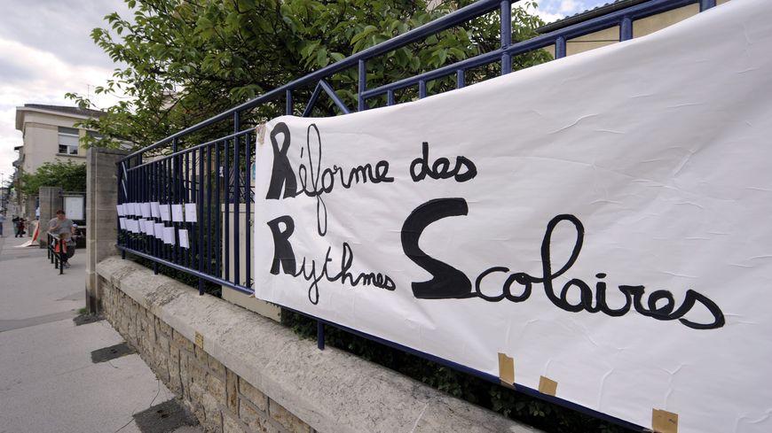 Le maire de Sallertaine estime qu'il ne peut pas adopter la réforme des rythmes scolaires dans sa commune