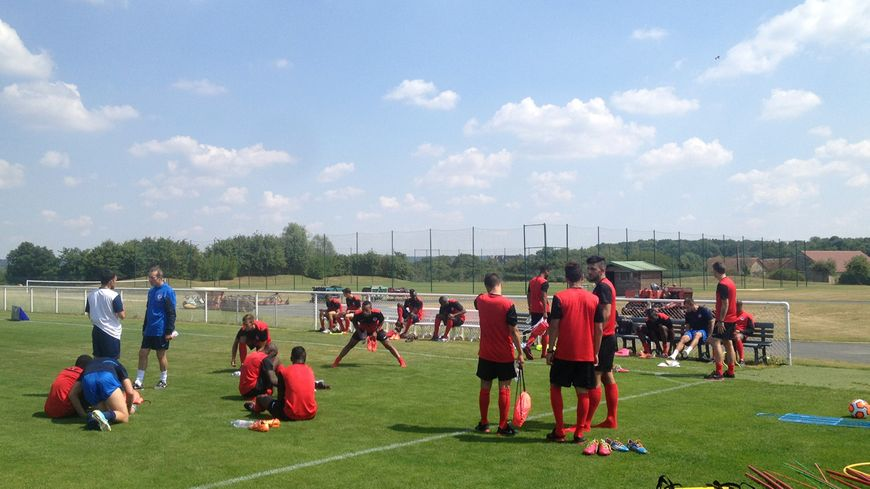 L'effectif pro de la Berrichonne de Châteauroux a repris l'entraînement ce mecredi 25 juin.