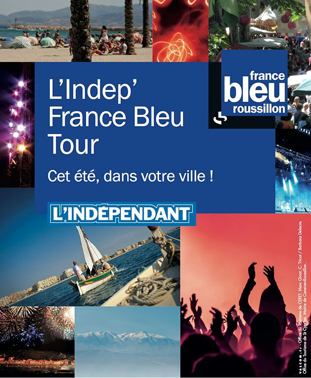 Indep' France Bleu Tour - Valcom