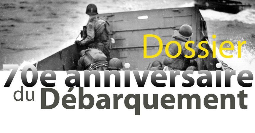 Dossier - 70e anniversaire du Débarquement - infographie - Eric Turpin - Radio France