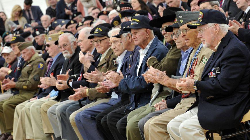 1800 vétérans sont invités aux cérémonies du 70e anniversaire du Débarquement