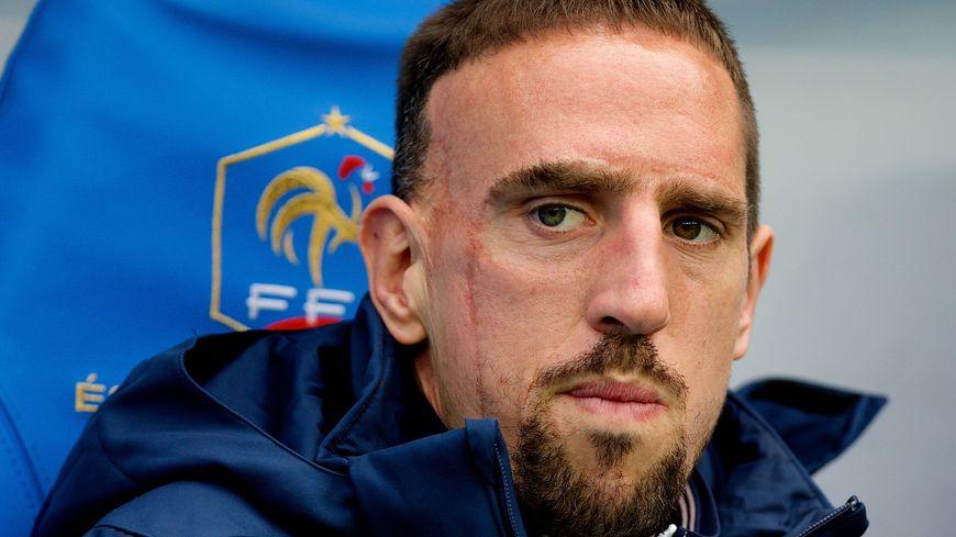 Franck Ribery ne jouera pas la Coupe du monde 2014