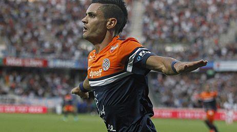 Le joueur de foot Rémy Cabella