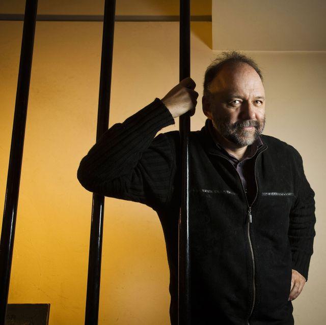 L'écrivain ukrainien Andreï Kourkov.