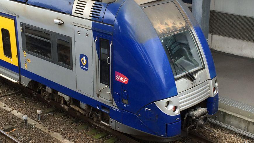 Une rame TER de la SNCF
