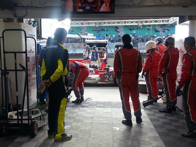 Dans les coulisses du Sébastien Loeb Racing aux 24 heures du Mans