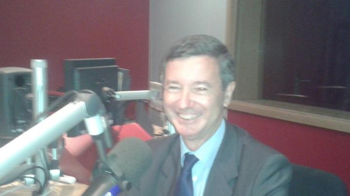 Olivier Dugrip, le recteur de l'Académie de Bordeaux