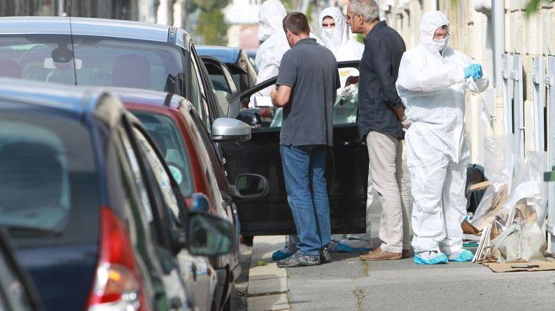 La victime avait été retrouvée dans sa voiture rue de Libourne quartier de la Benauge à Bordeaux
