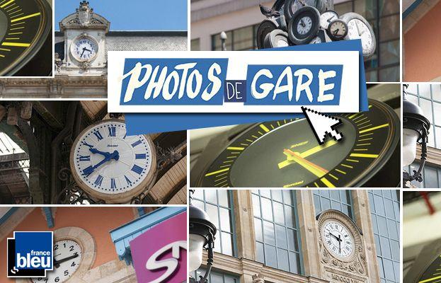 Photos de gare - image cliquable - Radio France