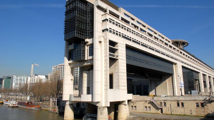 Le ministère des Finances, dans le 12ème arrondissement de Paris