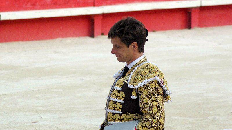 La déception d'El Juli lors de la corrida de clôture de la feria de Pentecôte à Nîmes
