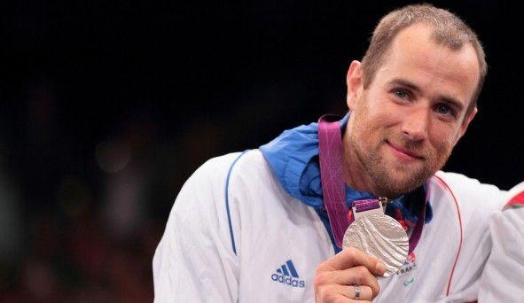 Romain Noble, un habitué des podiums internationaux. - France Paralympique