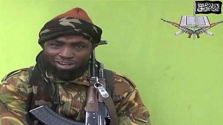 Abubakar Shekau, leader du groupe nigérian Boko Haram