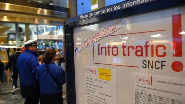 La grève de la SNCF a commencé mardi 10 juin