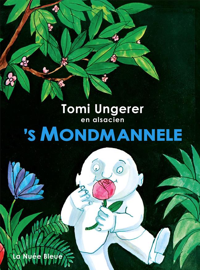 """Gagnez """"'sMondmannele"""", le""""Jean de la Lune"""" de Tomi Ungerer"""