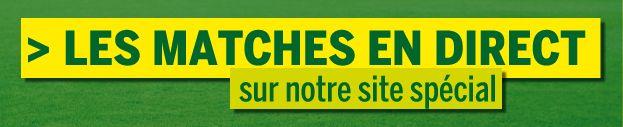 Promo CDM 1 - LIVE MATCHES - Radio France