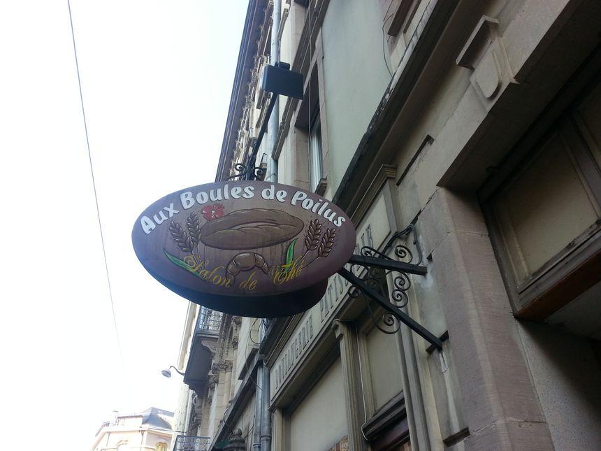 """Boulangerie """"Aux Boules de poilus"""" à Belfort - Guy Lhuissier"""