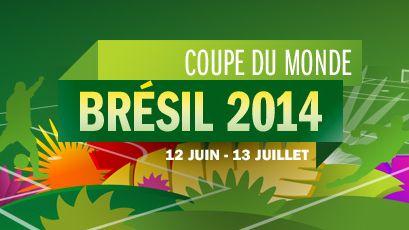 SLIDE Coupe du monde BRESIL