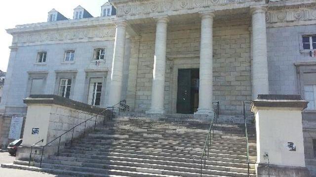 Palais de justice de Pau