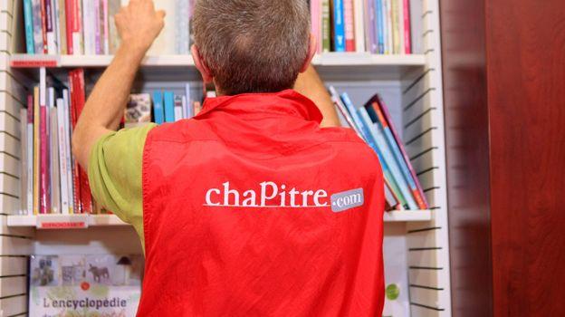 Les anciennes librairies Chapitre en Limousin ont toutes été reprises.