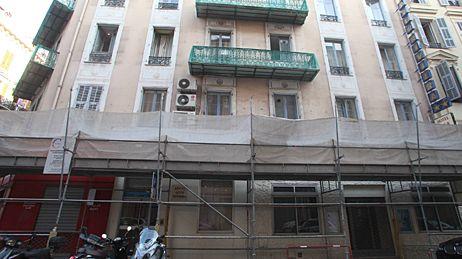 Hôtel azuriviera, où ont eu lieu plusieurs arrestations dans l'affaire Pastor.