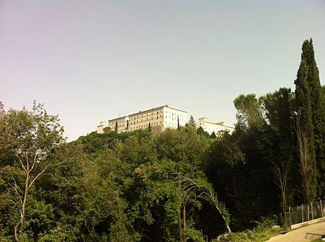 L'abbaye du Monte-Cassino - David Digiacomo / Radio France