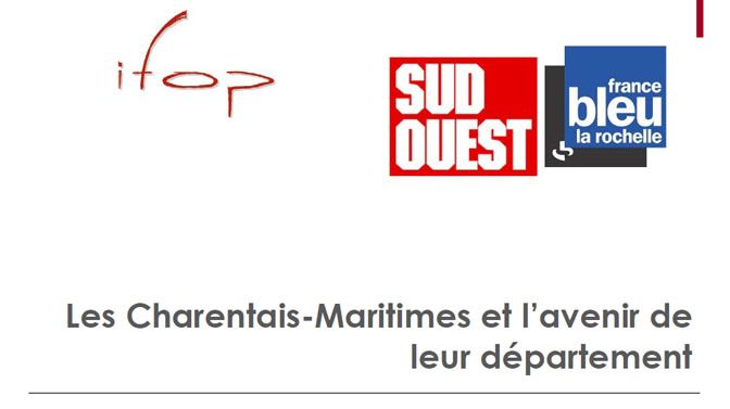 Ce sondage a été mené sur un échantillon de 705 personnes de plus de 18 ans représentatives de la Charente-Maritime