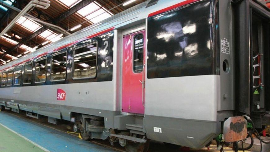 Technicentre Périgueux Chamiers SNCF