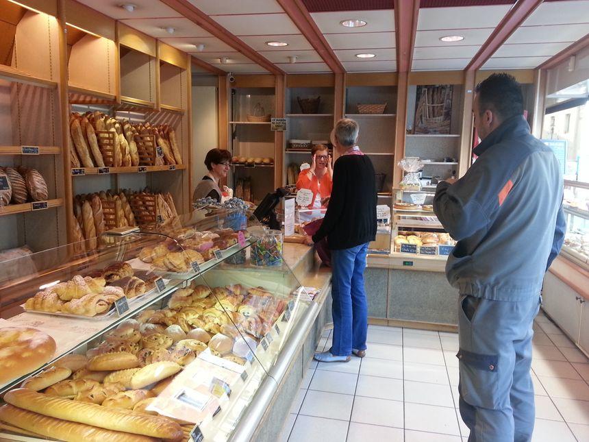 "Boulangerie Patisserie ""Begey"" à Hericourt - Guy Lhuissier"