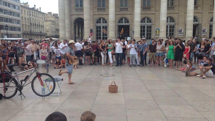 La fête de la musique à Bordeaux