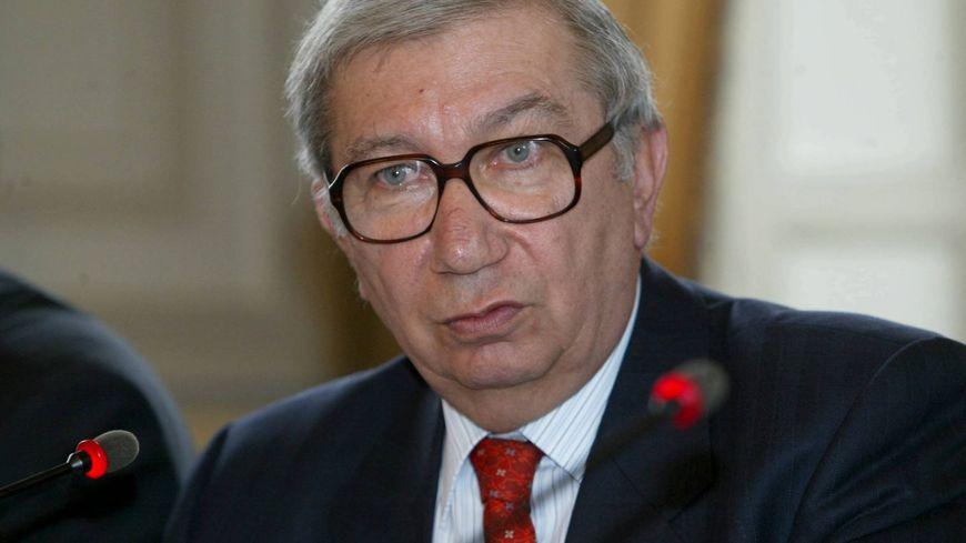 Bernard Cazeau président du Conseil général de la Dordogne.