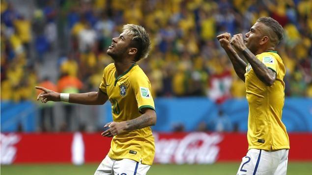 Mondial 2014 : le Brésil et le Mexique qualifiés pour les huitièmes