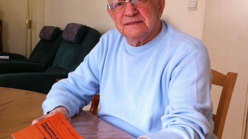 Le résistant Paul Chytelman était à Auschwitz lorsqu'il a appris le débarquement