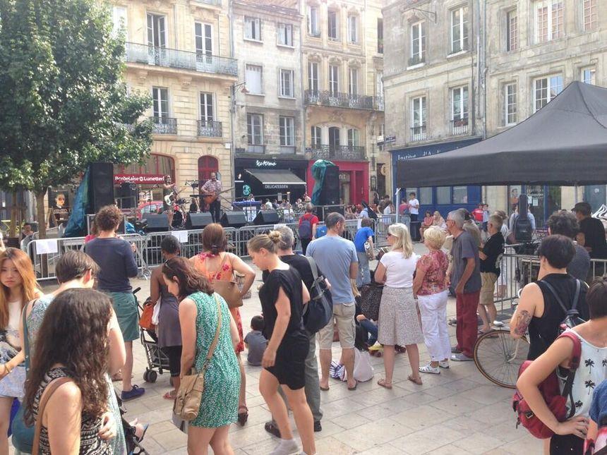 La fête de la musique à Bordeaux - Radio France