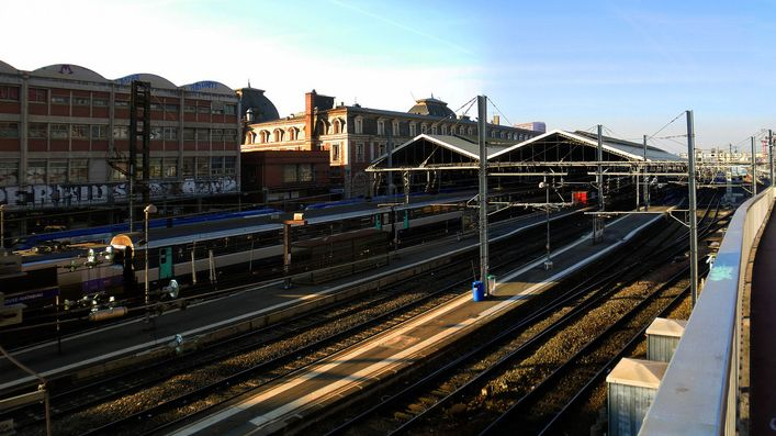 La gare de Toulouse-Matabiau (illustration).