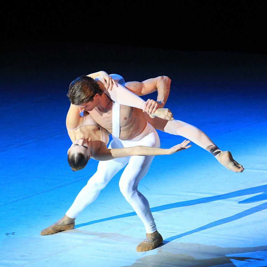 Le Béjart Ballet de Lausanne - Valérie Lacaze