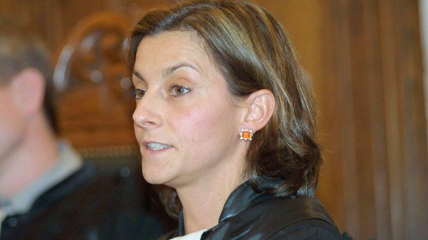 Myriam Sanchez enseignante à l'Ecole Nationale de la Magistrature à Bordeaux tuée en 2011