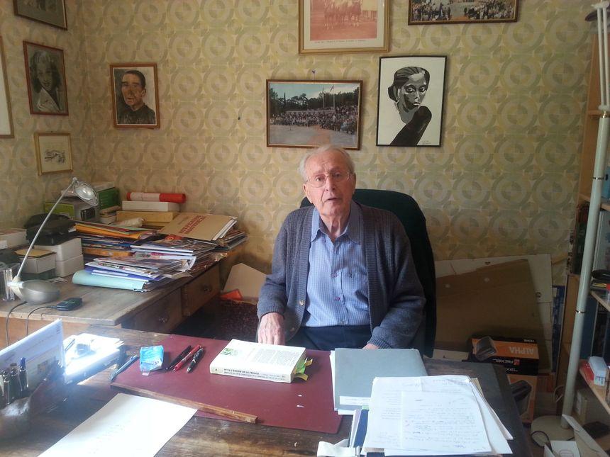 André Petit part résister sur le Vercors le 6 juin 1944 - Radio France