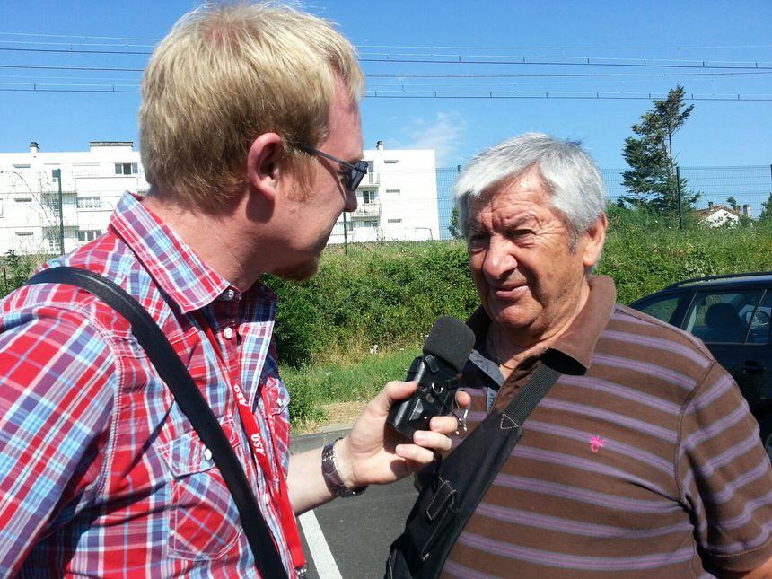 Christian ne veut pas entendre parler de foot - Radio France
