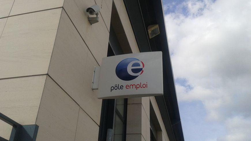 L'agence Pôle Emploi de Bellevue à Saint-Etienne