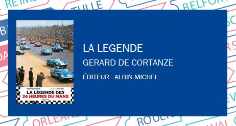 La legende Prix du Livre FB Maine - Radio France