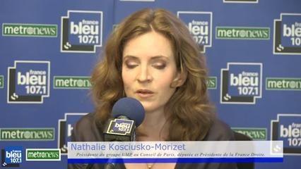 """NKM veut municipaliser les fourrières à Paris """"pour revenir à des choses plus raisonnables"""""""