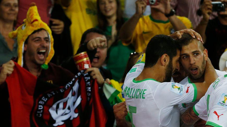 Les Algériens sont qualifiés pour les huitièmes de finale