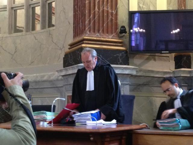 Procès Bonnemaison : arrivée de Marc Mariée, avocat général - Radio France