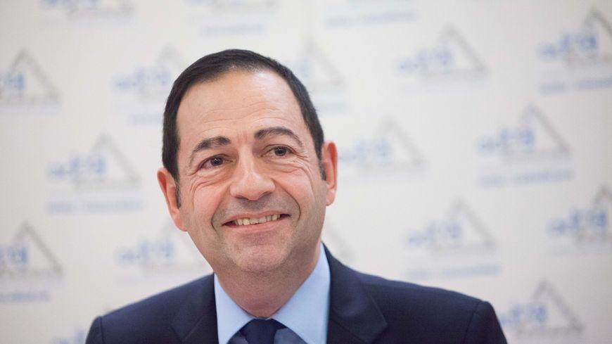 Jean-Luc Roméro, président de l'ADMD