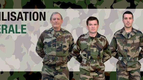 Quatre personnalités en soutien aux militaires châlonnais