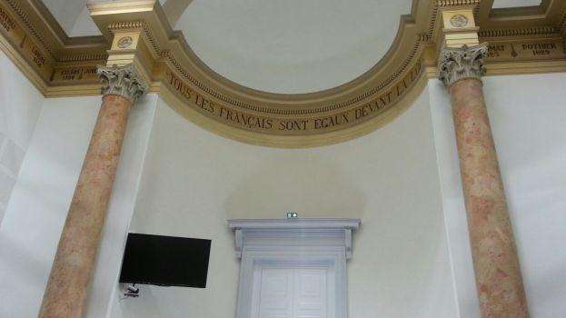 Palais de justice Périgueux