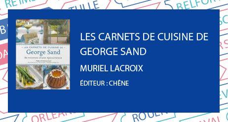 prix du livre berry : george sand - Radio France