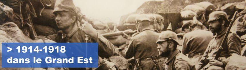Signature Grande Guerre Grand Est - Mémorial du Linge