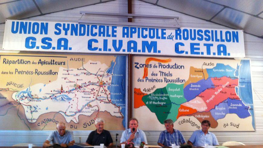Les apiculteurs sinistrés des Pyrénées-Orientales